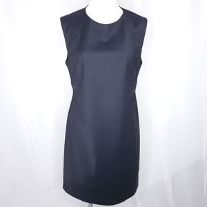 Les Copains sleeveless shift dress sz 48 US 12